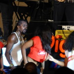 Beenie Man live @ Tracks & Records, Kingston