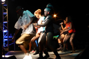 Dancers@ MoBay Nite Out - July 2013 - Beaver on the Beats