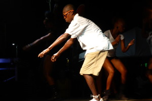 Jamaican Dance Crews @ MoBay Nite Out - July 2013 - Beaver on the Beats