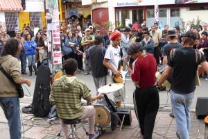 Hormigas Negras-La Septima, Bogota
