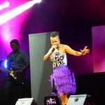 Lady Saw live @ Dancehall Night, Reggae Sumfest 2013
