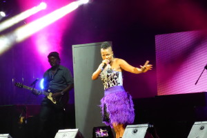 Lady Saw @ Dancehall Night, Reggae Sumfest 2013