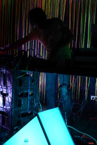 Mitu @ Latora 4 Brazos - Beaver on the Beats