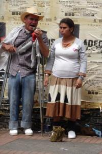 On La Septima, Bogota