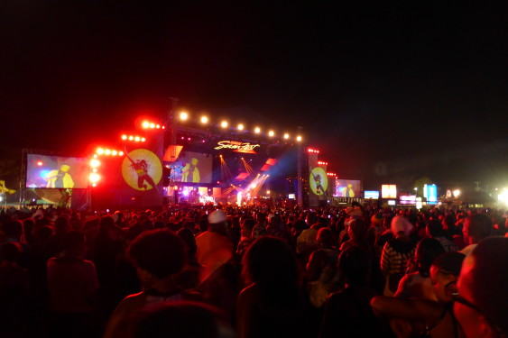 Reggae Sumfest Dancehall Night Beaver On The Beats - Reggae sumfest