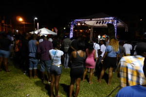 MoBay Nite Out - July 2013 - Beaver on the Beats