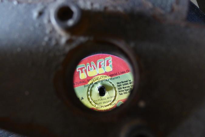 Bob Marley & The Wailers - Natural Mystic Vinyl - Tuff Gong Studios, Jamaica