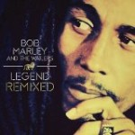 Bob Marley and the Wailers Legend Remixed - album cover
