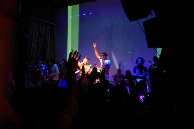 ChocQuibTown live in Bogota, Colombia 2013