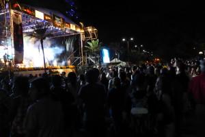Negra Noche del Parque Cultura Nocturno 2013 - Medellin - Beaver on the Beats