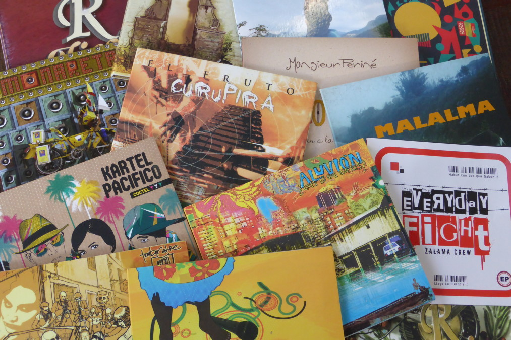 Music Stores with Independent Colombian Music Cds| Beaver on the Beats