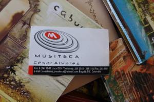 Musiteca - Bogota