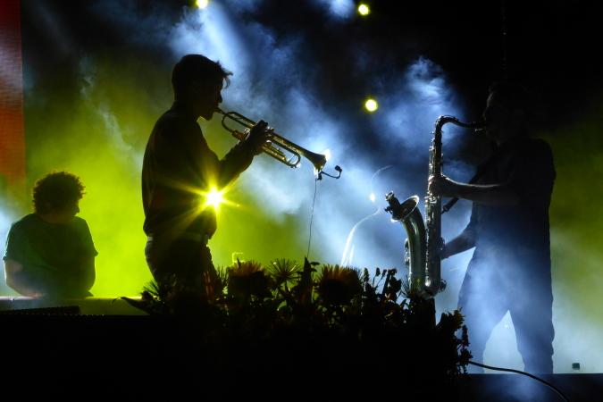 Troker live concert - Medellin, Colombia