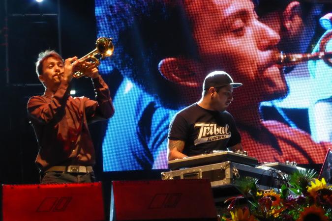 Troker concert - Medellin, Colombia