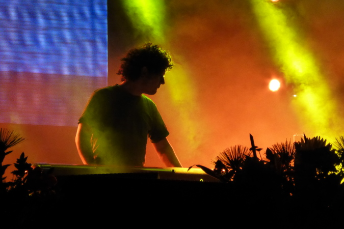 Troker @ Parque Nocturnal, La Feria de las Flores 2013, Medellin - Beaver on the Beats