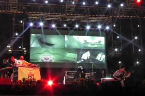 Zalama Crew @ La Negra Noche - Parque Cultural Nocturno - La Feria de las Flores - Medellin 2013 - Beaver on the Beats