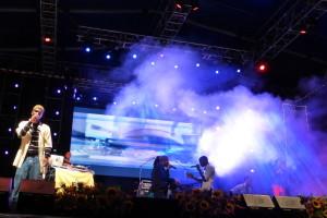 Zalama Crew live @ la Negra Noche - la Feria de las Flores 2013- www.beaveronthebeats.com