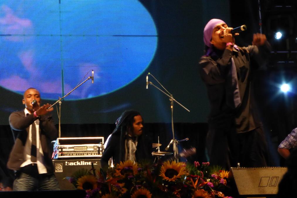 Zalama Crew live @ Negra Noche - Parque Cultural Nocturno 2013 - Medellin - Beaver on the Beats