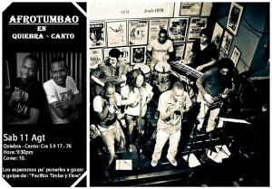Afrotumbao - beaveronthebeats.com