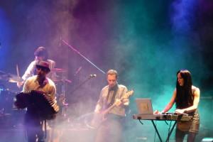 Bajo Fondo - Live - Teatro Metropol - Bogota - 2013