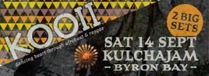 Kooii poster- Kulcha Jam- 2013 - www.beaveronthebeats.com