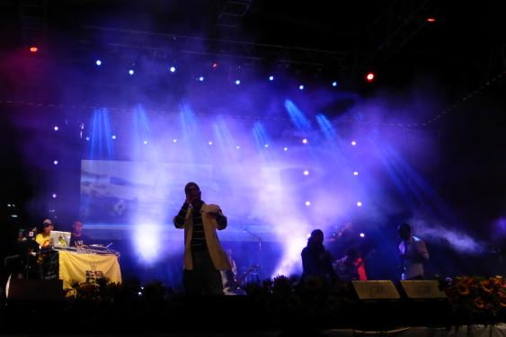 Zalama Crew - Live @ La Negra Noche, Medellin - August 2013