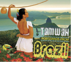 Tamwah - Postcards From Brazil (2013) - www.beaveronthebeats.com