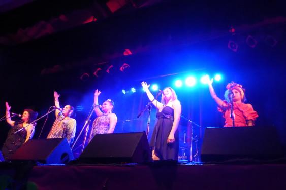 Barefoot Divas - Mullum Music Fest - 2013 - www.beaveronthebeats.com