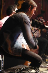 Oscar Jimenez & Johnny Tedesco - Kanela Bar -2013- www.beaveronthebeats.com