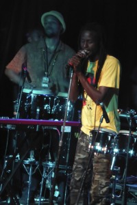 The Public Opinion Afro Orchestra live @ AWME (Australasian Worldwide Music Expo) 2013