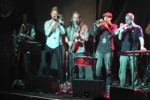 Public Opinion Afro Orchestra live @ AWME (Australasian Worldwide Music Expo) 2013