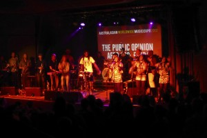 The Public Opinion Afro Orchestra