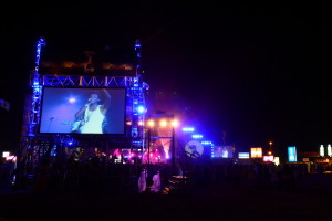 Reggae Sumfest 2013 - Dancehall Night - www.beaveronthebeats.com