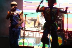 Systema Solar live @ Teatro Metropol - Bogota - 2013