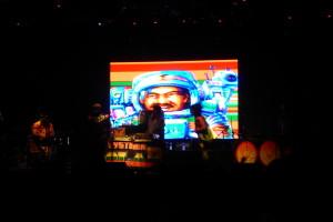 Systema Solar live @ Teatro Metropol - Bogota 2013