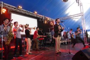 Babylon Circus - Woodford Folk Festival - www.beaveronthebeats.com
