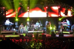 Julian Marley - Woodford Folk Festival - www.beaveronthebeats.com