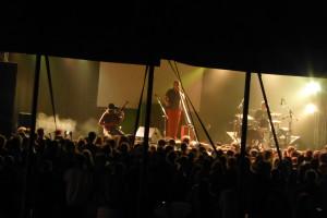 Wild Marmalade - Woodford Folk Festival - 2013 - www.beaveronthebeats.com