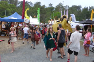 Woodford Folk Festival - 2013 - www.beaveronthebeats.com