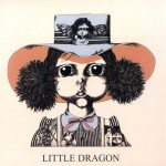 Little Dragon. Self titled album cover. 2007.