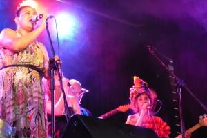 Ngaiire & Barefoot Divas @ Mullum Music Festival 2013