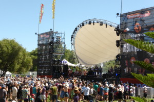 Dub Inc live @ WOMADelaide 2014