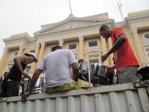 Festival del Fuego - Santiago de Cuba