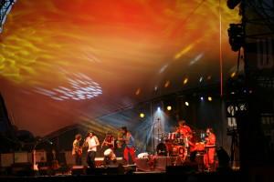 La Chiva Gantiva live @ WOMADelaide 2014