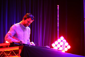 Will Holland (aka Quantic) live @ WOMADelaide 2014