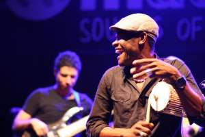 Cherif Soumano (with Roberto Fonseca) live @ WOMADelaide 2014