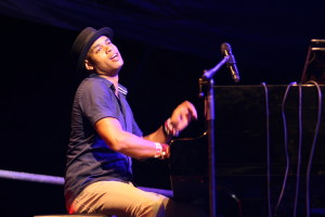 Roberto Fonseca live @ WOMADelaide 2014