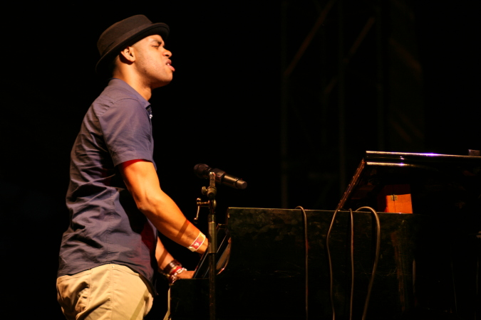 Roberto Fonseca live at WOMADelaide 2014