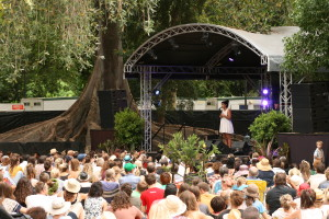 Thelma Plum live @ WOMADelaide 2014