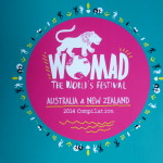 WOMAD- The World's Festival- Australia & New Zealand 2014 Compilation CD